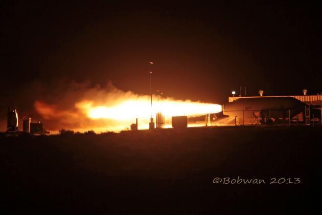 Virgin Galactic Testing First Rocket-Powered Flight