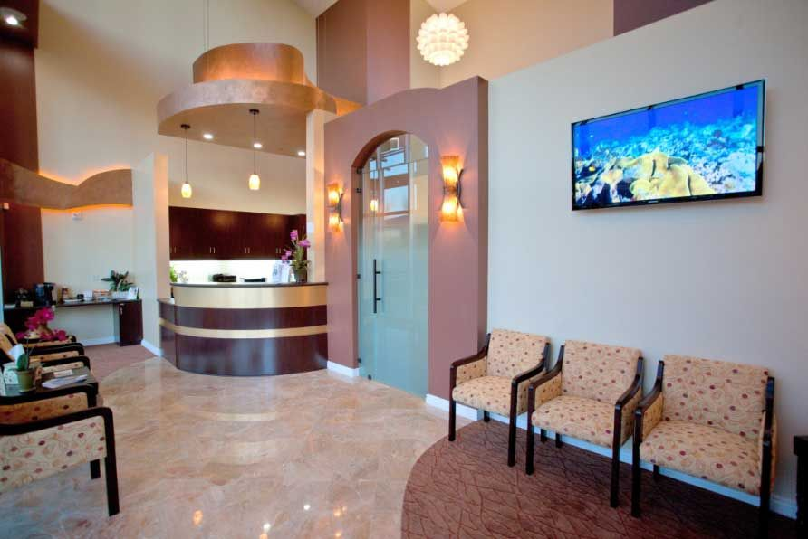 Medical office waiting room interior design interior for Dental office interior design