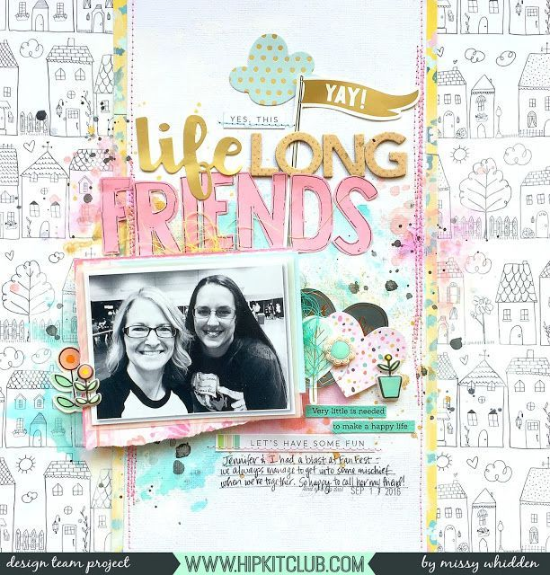 Life Long Friends / Hip Kit Club