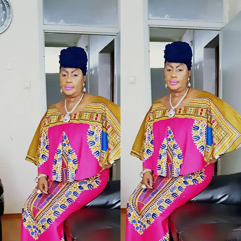 Épinglé Par Beverly Poku Sur African Princess
