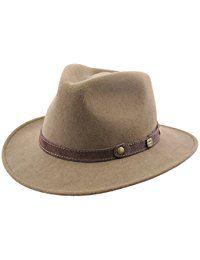 Classic Italy - Sombrero fedora hombre Classic traveller II ... 1b049bcc75f