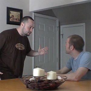 """Back when BangBoomCrash was still making skits, they have a series called """"Joke"""". Check them all out now - http://www.geekdip.com/videos/bangboomcrash-joke-comedy-skits/"""