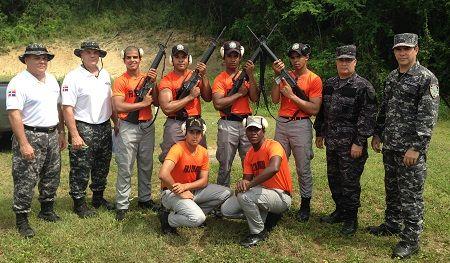 Policía otra vez es campeón en tiro con pistola y fusil Juegos Cadetes | NOTICIAS AL TIEMPO