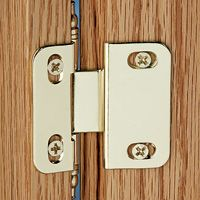 Charmant Urn Tip 3/8u0027u0027 Inset Hinges (Partial Overlay/partial Inset Doors)
