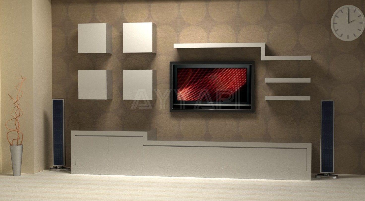 Tv Wall Panel Led Unit Design Shelf Corner Shelves Showcase Cabinets Media Center Drawing Rooms