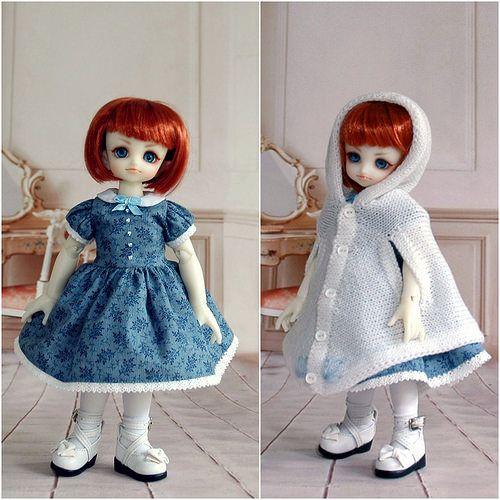 БЖД Ателье / Ямогу. Каталог мастеров и авторов кукол, игрушек, кукольной одежды и аксессуаров / Бэйбики. Куклы фото. Одежда для кукол