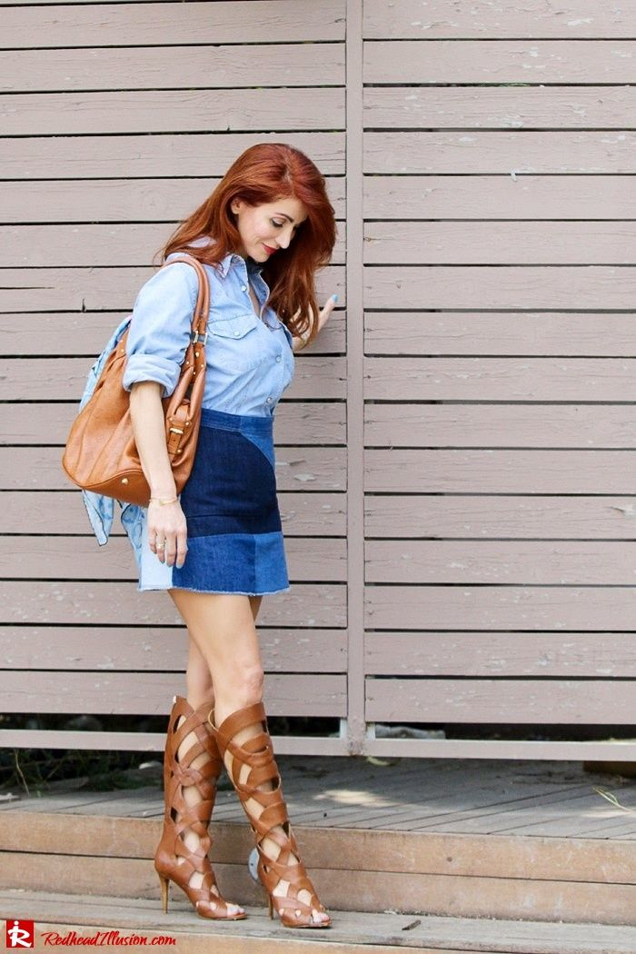 For redhead fashion tips you