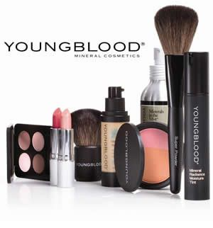 Youngblood Mineral Cosmetics #mineralcosmetics