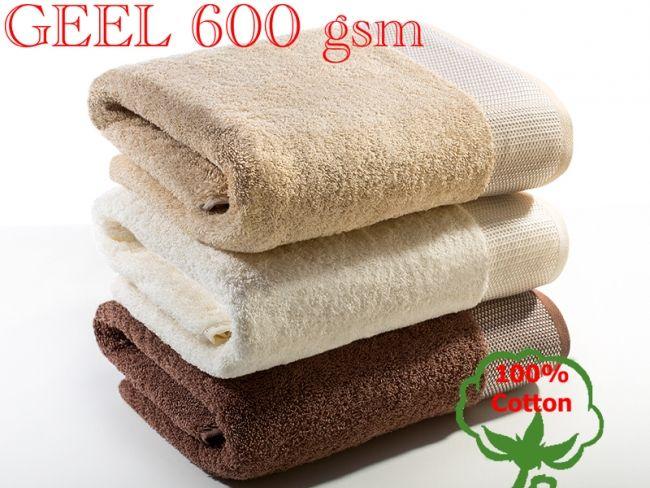 Reczniki Bawelniane Geel 550 Gsm Bardzo Grube Euromat Towel