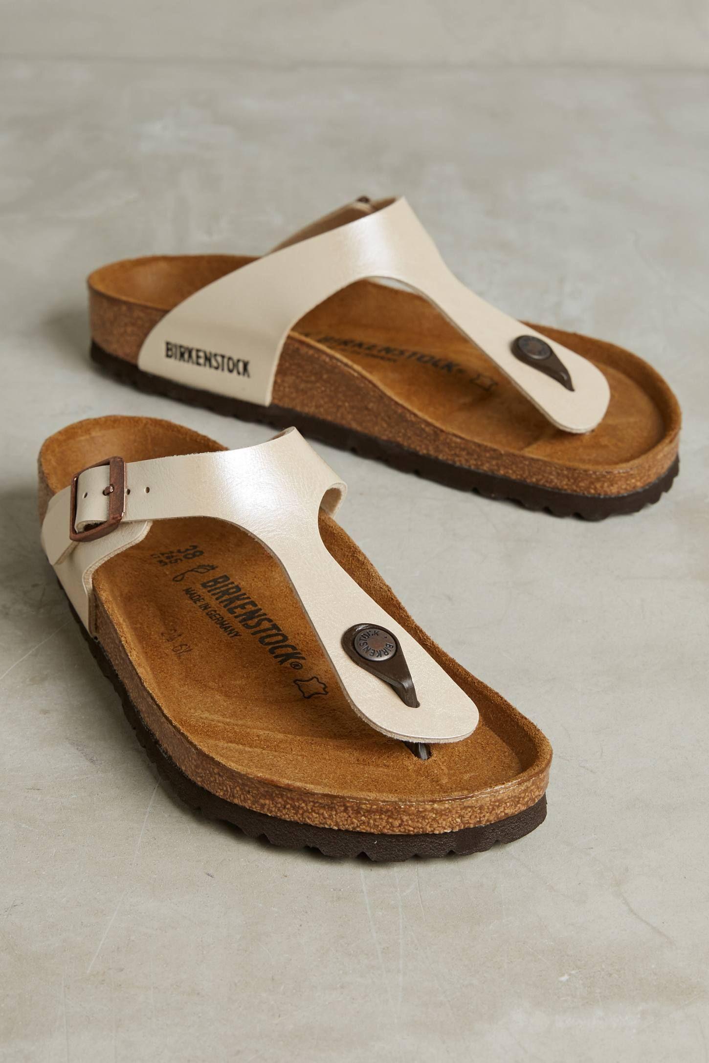 8a0deec5b Slide View  1  Birkenstock Gizeh Sandals