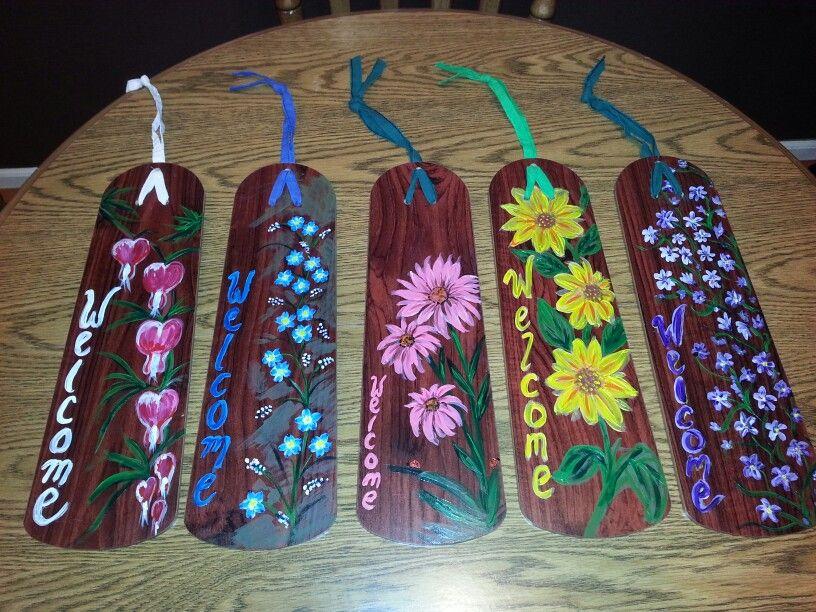 Repurposed Fan Blades Art My Heart Pinterest Fan
