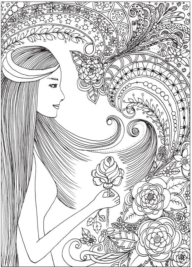welcome to dover publications free sample join fb grown up coloring group - Grown Up Coloring