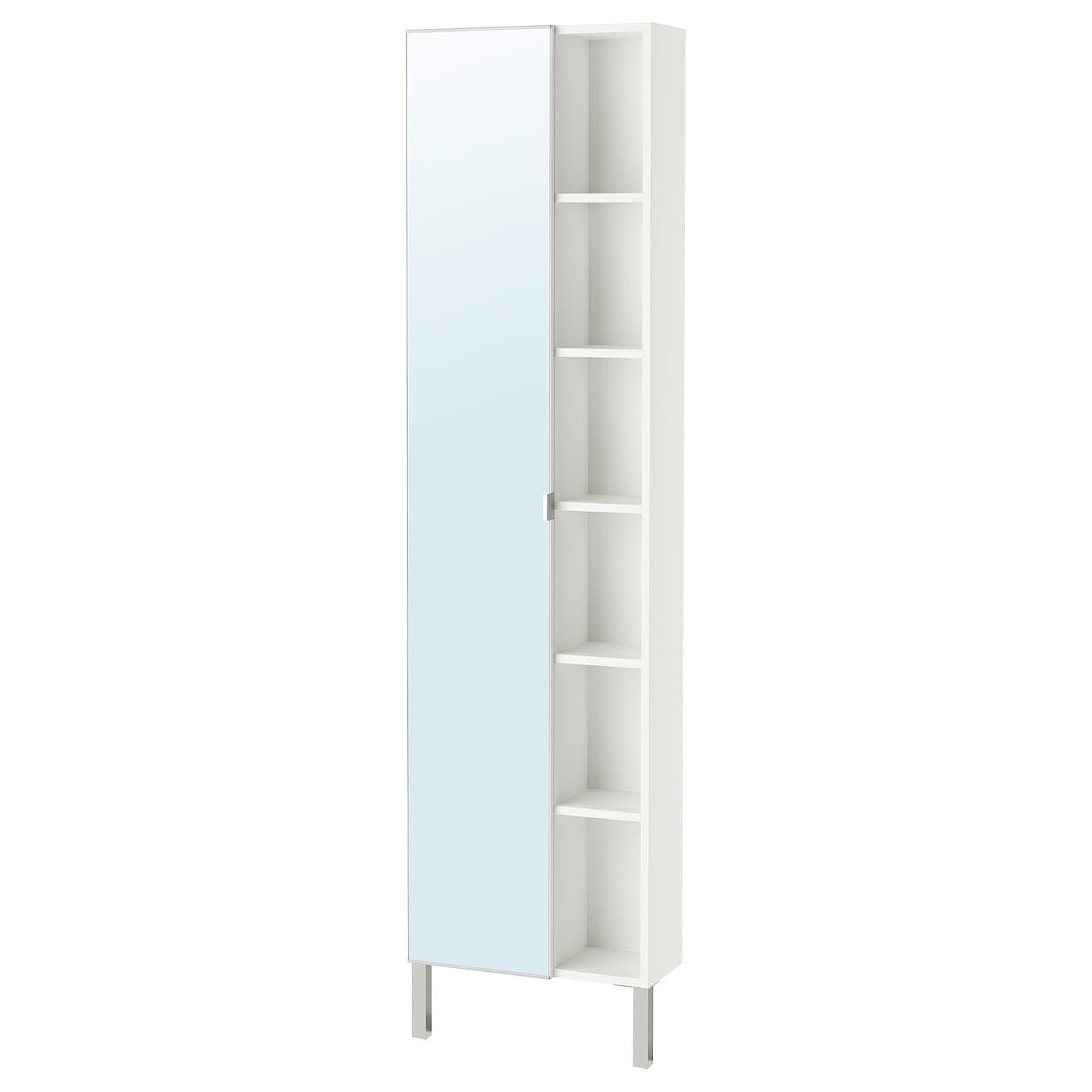 Lillangen Spiegelschrank 1 Tur 1 Abschlregal Weiss Ikea Osterreich In 2020 Badezimmer Spiegelschrank Spiegelschrank Hochschrank