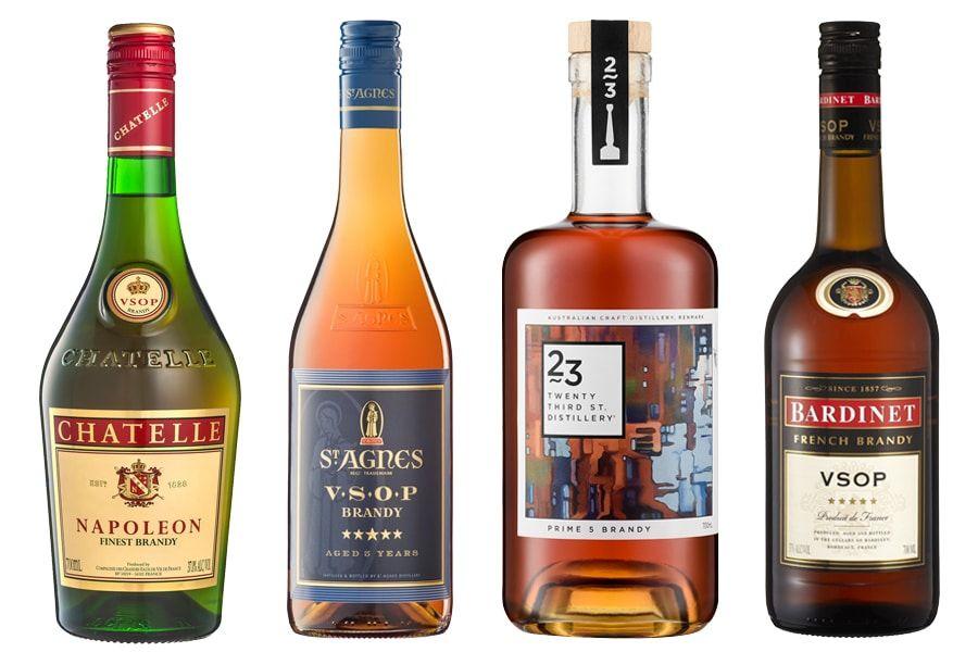 10 Best Brandy Brands To Cap Off Your Night Brandy Liquor Apple