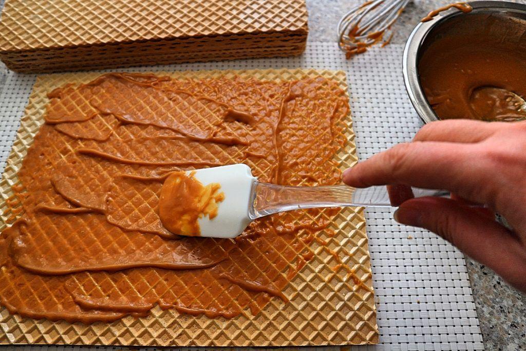 Waffelkuchen Einfaches Schnelles Rezept Fur Kuchen Ohne Backen Waffelkuchen Kuchen Rezepte Kuchen Ohne Backen