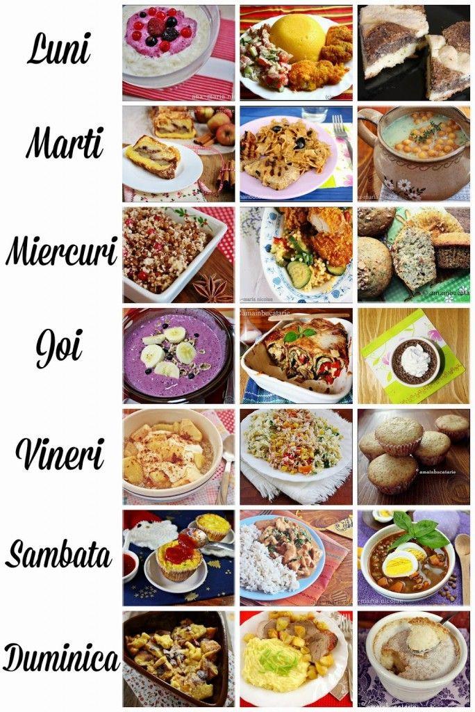 dieta de meniu pentru varicoză)