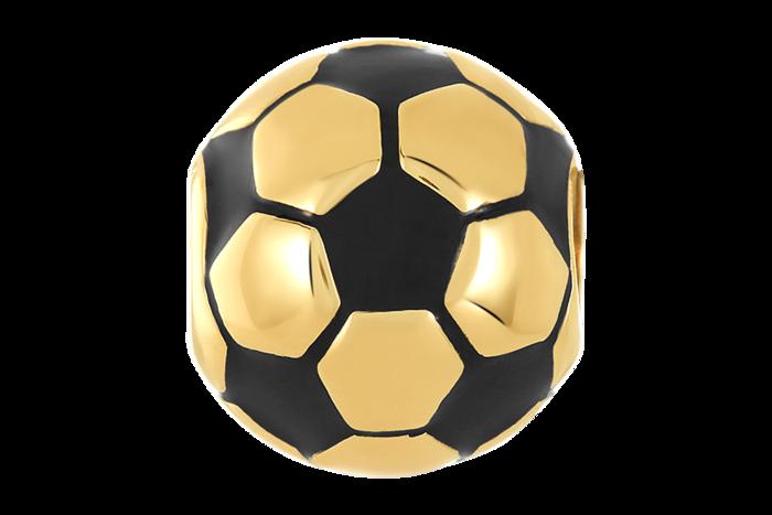 Golden Soccer Ball Bead Dbw Jewelry Sportsjewelry Sports Soccer Futbol Gold Charms Hobbies Charmjewelry Bracelets Soccer Ball Soccer Sports Jewelry