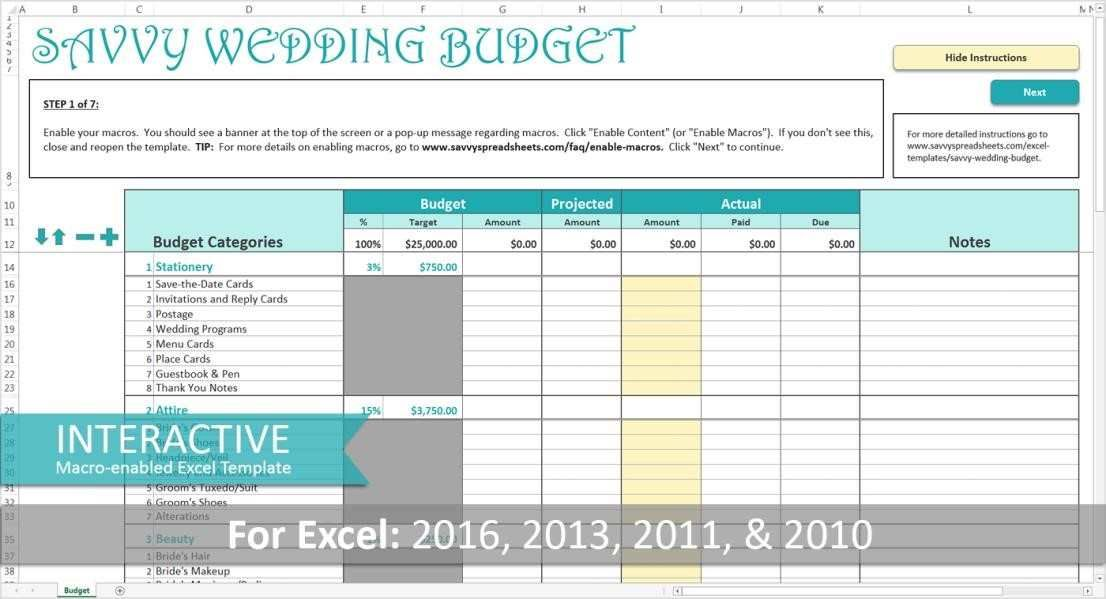 Manually Or Autoallocate For Each Category Wedding Wedding Budget