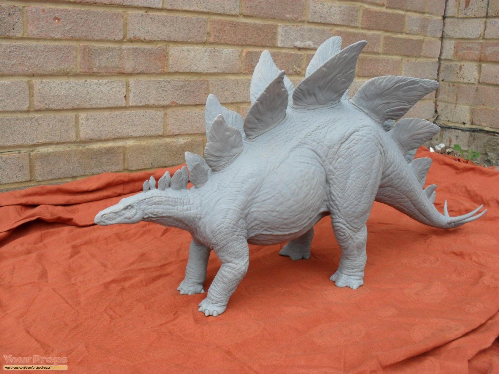 The Lost World Jurassic Park Stegosaurus maquette