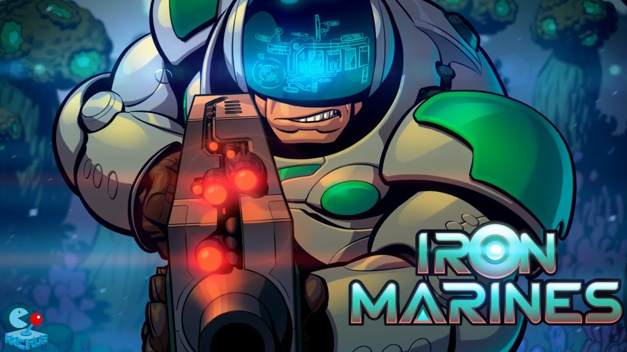 Iron Marines 1.1.3 Apk + Mod (Unlimited Tech Point/Money