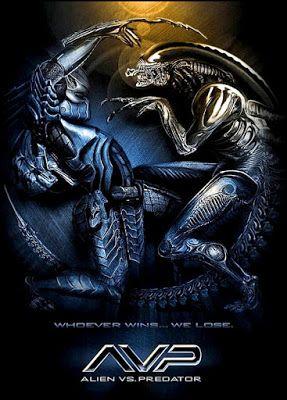 El Oscuro Rincón Del Terror Alien Vs Predator Alien Vs Depredador Extraterrestre Película De Extraterrestres