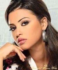 hübsche libanesische Frauen