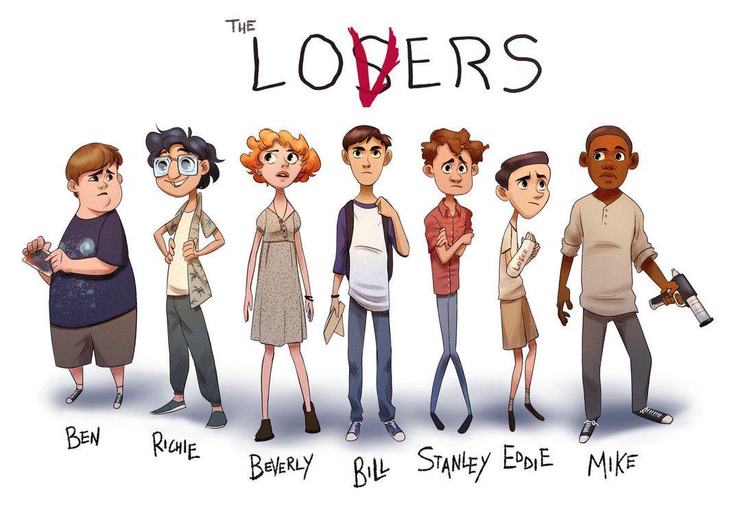 Hasil gambar untuk the losers club