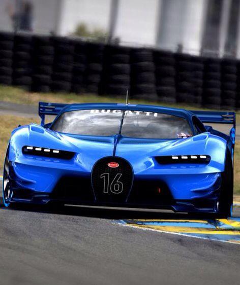 Bugatti Vision Gran Turismo Bugatti Bugatti Veyron