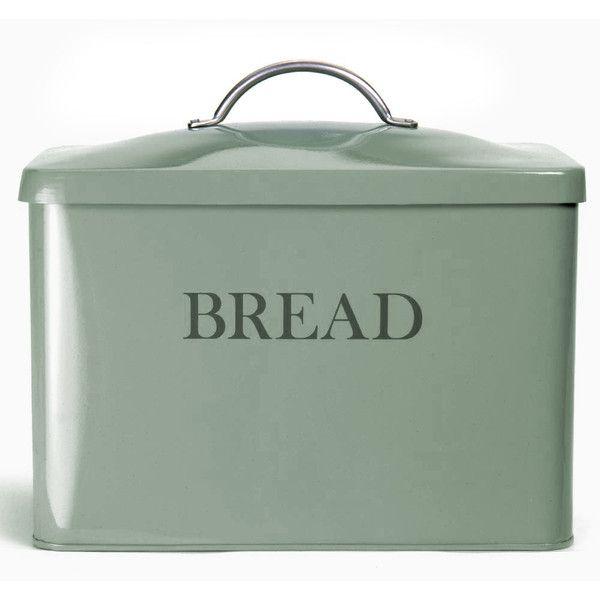 Garden Trading Bread Bin Shutter Blue 145 Brl Liked On Polyvore Featuring