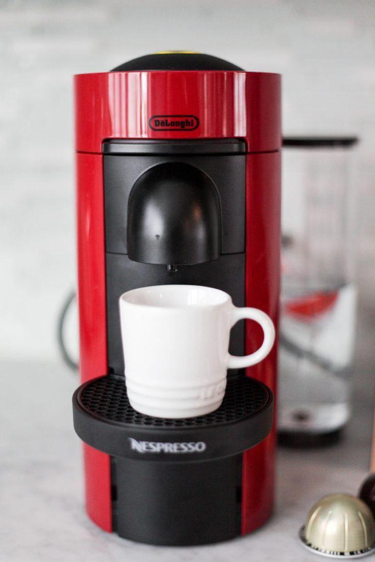 Nespresso VertuoPlus Review - Paisley + Sparrow