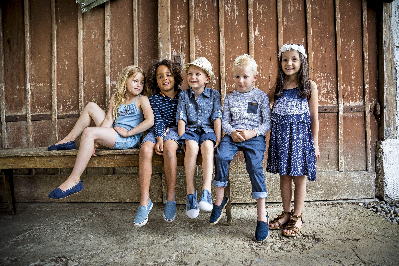 der trendige denim look für kinder   kindermode, kind mode