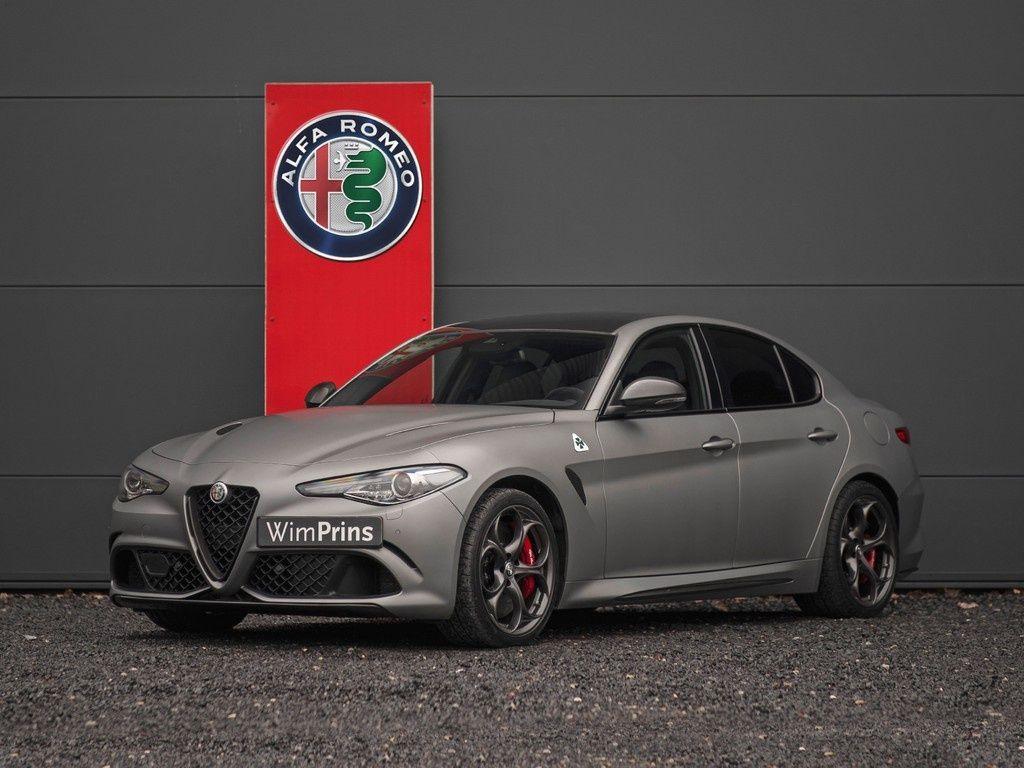2019 Alfa Romeo Giulia Quadrifoglio Nring Alfa Romeo Alfa Romeo Giulia Quadrifoglio Alfa Romeo Giulia