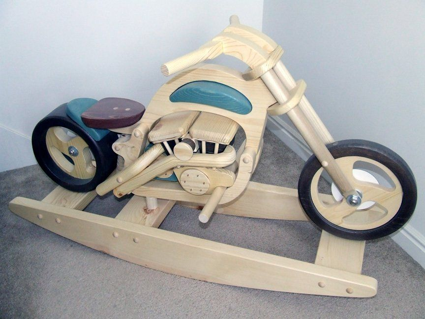 Pin By Eddy On Toys Rocking Toys Wooden Toys Woodworking