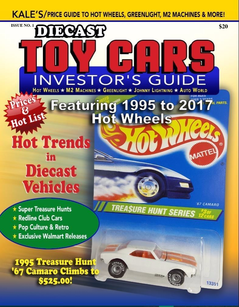 Cool Great 2017 PRICE GUIDE HOT WHEELS M2 Machines GreenLight ...