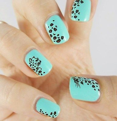 Hot Leopard Nail Art Water Transfer Stickers Nails Wraps DIY Beauty Art Decals https://t.co/uaAry3Svpy https://t.co/FbtXTszoOk