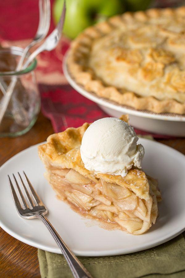 Classic Double Crust Apple Pie