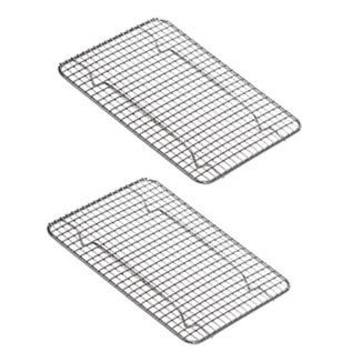 New Heavy Duty 1 4 Size Cooling Rack Cooling Racks Wire Pan