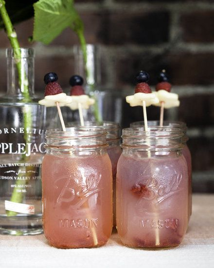 Fourth Of July Drinks, Raspberry