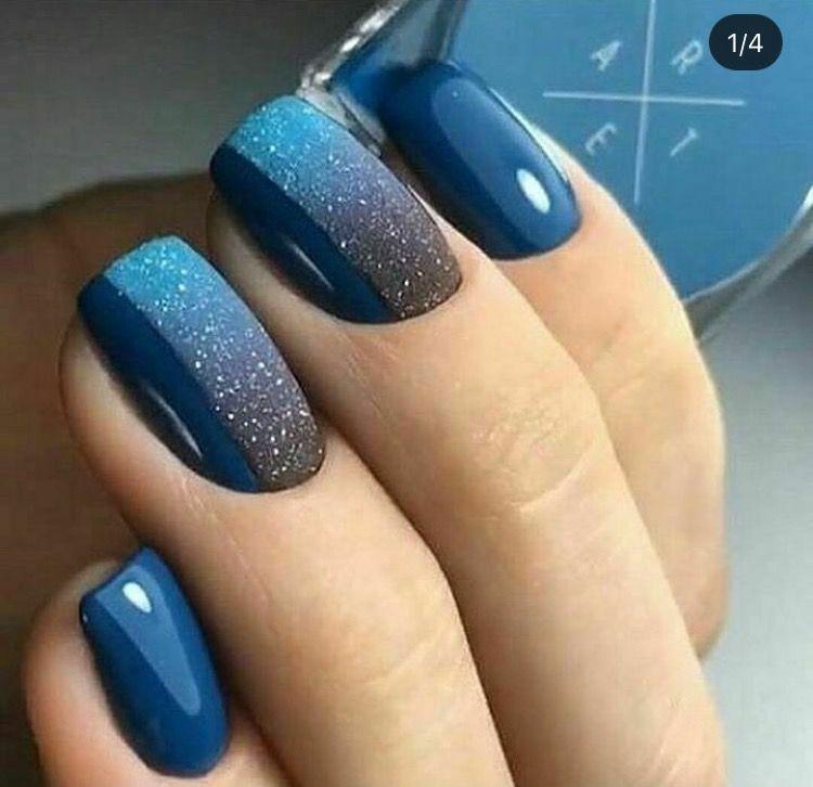 Pin by Erika Hegedüs on Nails | Pinterest | Manicure, Nail nail and ...