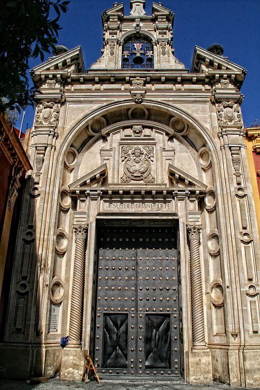 Basilica Menor Jesús del Gran Poder, Sevilla.