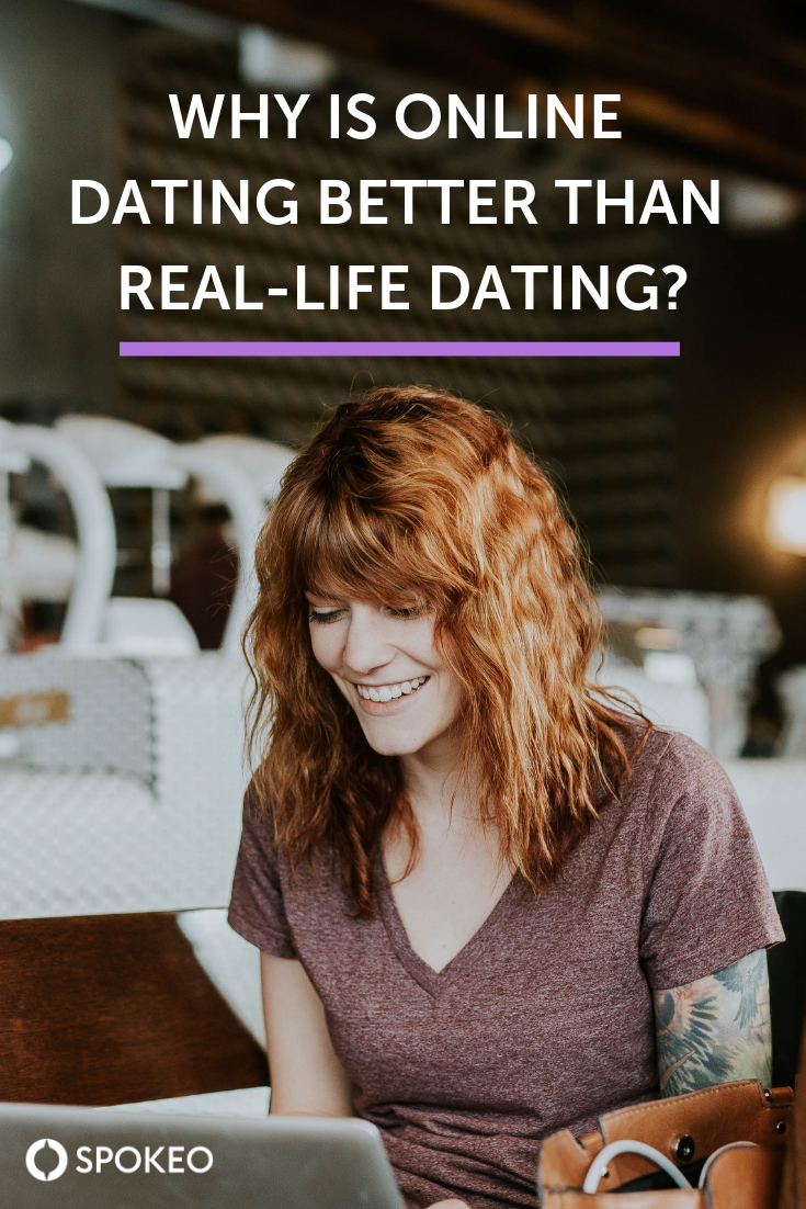 Online dating is the new singles bar  Statistics say that