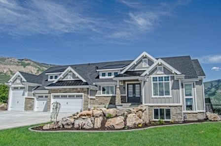Cf olsen homes 2015 parade of homes north ogden utah for House plans ogden utah