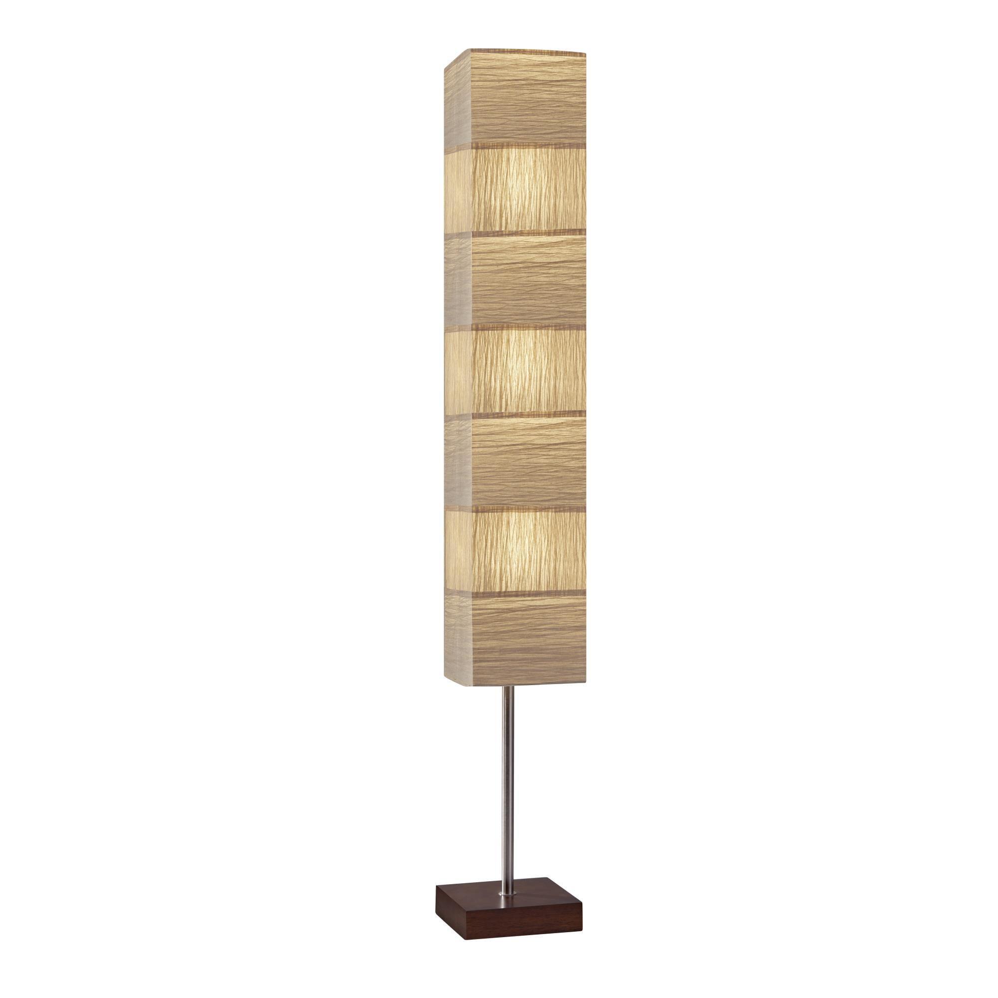 Sahara 72 Inch Floor Lamp Capitol Lighting Steel Floor Lamps Column Floor Lamp Steel Lamp