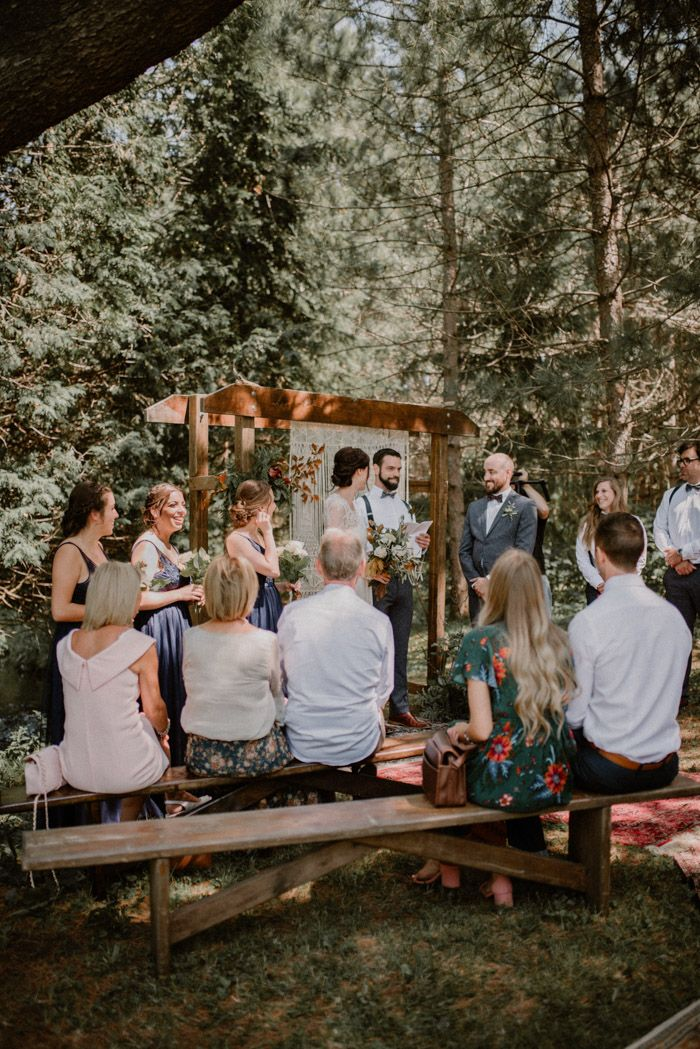 This Folksy Quebec Wedding at La Maison Bohème is Positively Enchanting