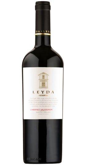 Cabernet Sauvignon Reserva Vina Leyda Wine Vinhos Paraty