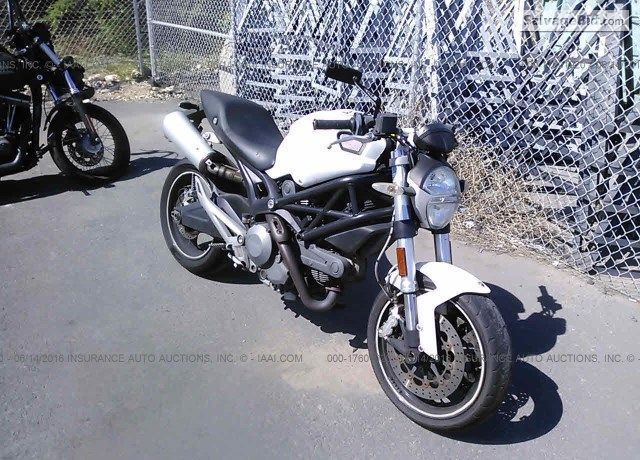 2012 Ducati Monster On Online Auction By July 26 2016 Ducati