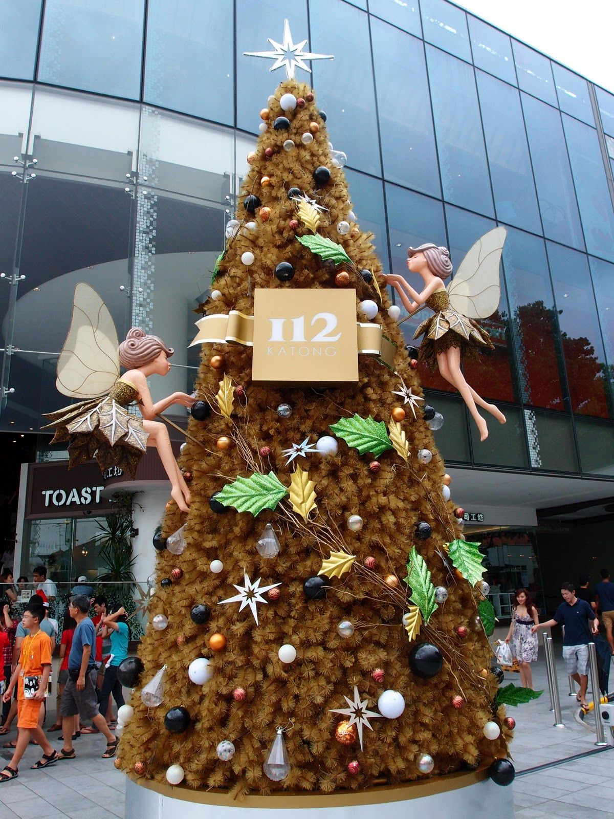Katong 112 - Enchanted forest theme (traditional) using ...