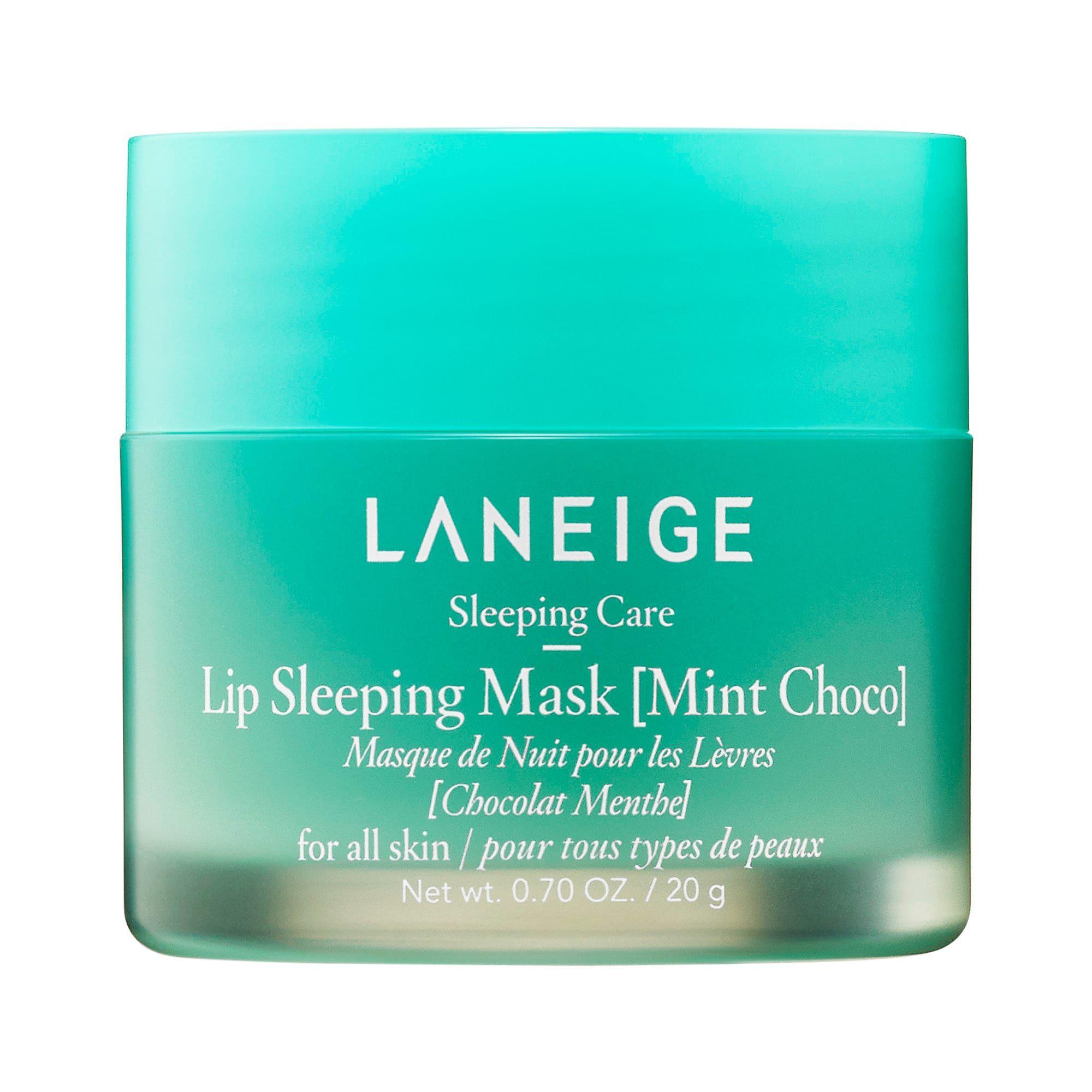 Laneige Lip Sleeping Mask Limited Edition Mint Chocolate
