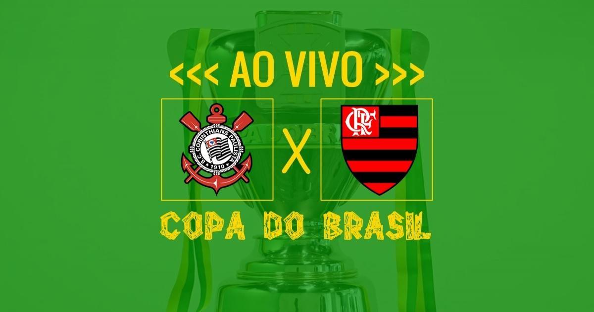 Corinthians X Flamengo Transmissão Do Jogo Ao Vivo Nesta