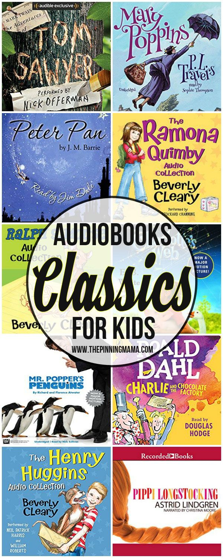 blogger.com: audible childrens books